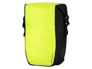 AGU Shelter Clean Rear Pannier - Cykeltaske - Vandtæt - 17L - Neon Gul