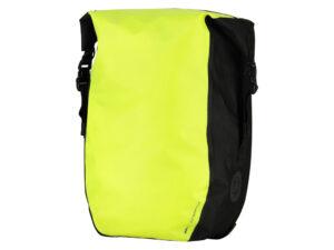 AGU Shelter Clean Rear Pannier - Cykeltaske - Vandtæt - 21L - Neon Gul