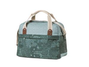 Basil Bohème Carry All Bag - Cykeltaske - 18 liter - Forest green
