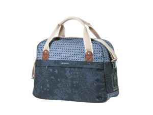 Basil Bohème Carry All Bag - Cykeltaske - 18 liter - Indigo blue