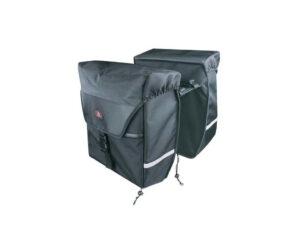 Easydo - ED-2602 - Taske til bagagebærer - Elcykel - 29 Liter - Sort