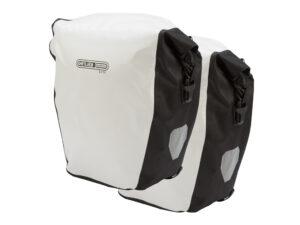 Ortlieb - Back-Roller City - Hvid/Sort 2 x 20 liter