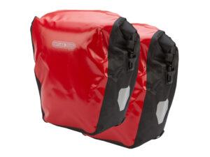Ortlieb - Back-Roller City - Rød/Sort 2 x 20 liter
