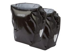 Ortlieb - Back-Roller City - Sort 2 x 20 liter