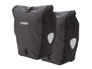Ortlieb - Back-Roller plus - Grå/Sort 2 x 20 liter