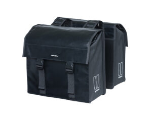 Basil Urban Load - Cykeltaske - Double bag - 48-53 liter - Black