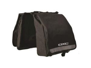OXC C-20 - Cykeltaskesæt til bagagebærer - 20 liter - 2 delt