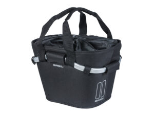 Basil Classic Carry All - Cykelkurv - 15 liter - Black