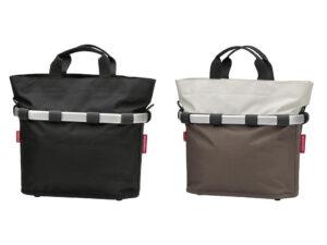 Klickfix Reisenthel Oval 17L taske til bagagebærer montering - Sort